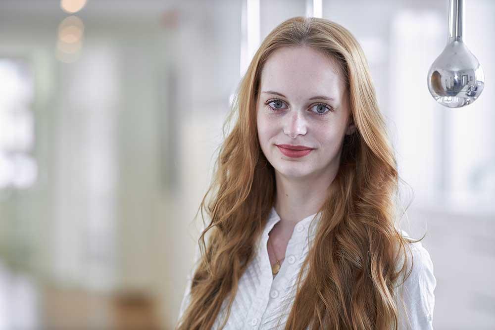 Zahnärzte Reutlingen - Gössel - Team - Portrait von Mitarbeiterin Michelle Billek