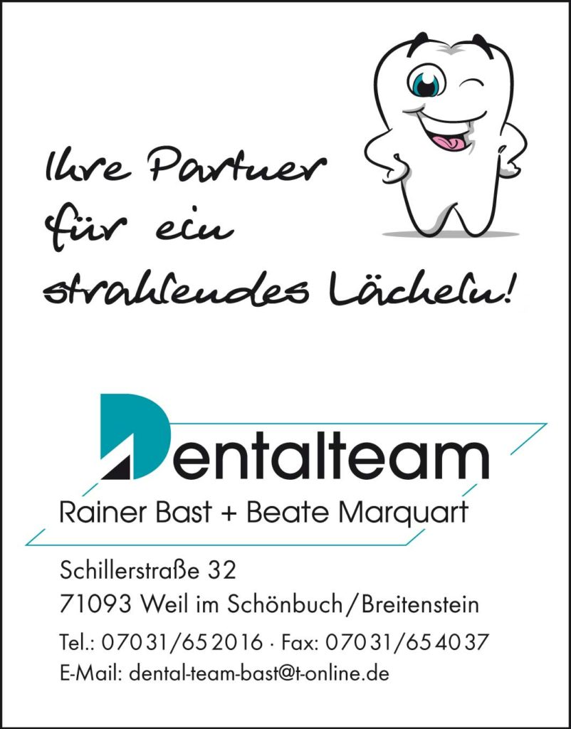 Zahnärzte Reutlingen - Gössel - Partner - Dentalteam