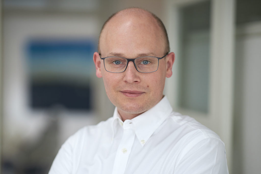 Zahnärzte Reutlingen - Portrait von Dr. Jens-Uwe Gössel